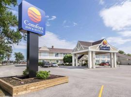 Comfort Inn & Suites Collingwood, hotel in Collingwood