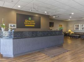Quality Inn & Suites Saskatoon, hotel in Saskatoon