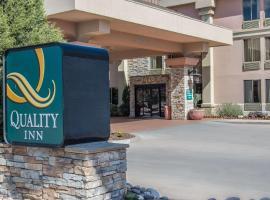Quality Inn South Colorado Springs, hotel in Colorado Springs
