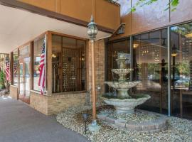Rodeway Inn and Suites Boulder Broker, hotel in Boulder