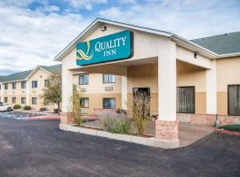 Quality Inn Colorado Springs Airport, hotel in Colorado Springs