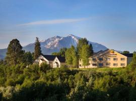 Comfort Inn & Suites Carbondale, hotel near Sunlight Lift 1, Carbondale