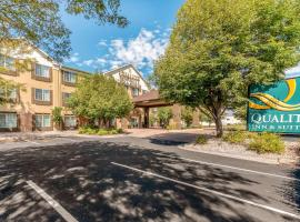 Quality Inn & Suites University Fort Collins, hotel in Fort Collins