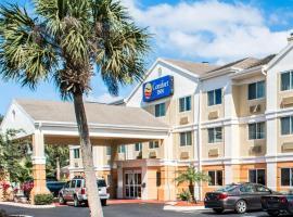 Comfort Inn Fort Myers Northeast, hotel in Fort Myers