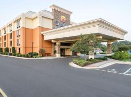 Comfort Inn and Suites Newark, hotel near New Castle Airport - ILG, Newark
