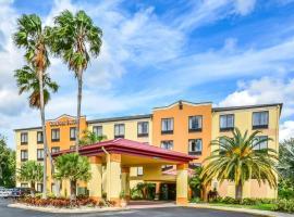 Comfort Suites Tampa/Brandon, hotel in Tampa