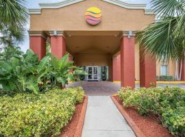 Comfort Inn & Suites Fort Lauderdale West Turnpike, отель в Форт-Лодердейле