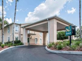Quality Inn Gainesville I-75, hotel near Gainesville Regional Airport - GNV, Gainesville