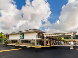 Quality Inn Florida City-Florida Keys Area, отель в городе Флорида-Сити