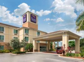 Sleep Inn & Suites Port Charlotte-Punta Gorda, hotel in Port Charlotte