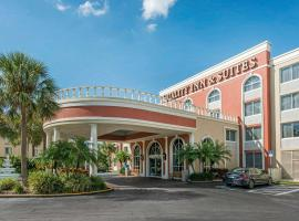 Quality Inn & Suites Near the Theme Parks, hotel near Mall at Millenia, Orlando