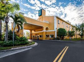 Quality Inn Sarasota I-75, Hotel in Sarasota