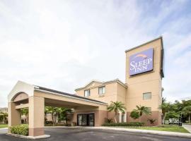Sleep Inn Miami Airport, hôtel  près de: Aéroport international de Miami - MIA