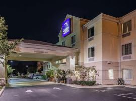 Sleep Inn & Suites University/Shands, hotel near Gainesville Regional Airport - GNV, Gainesville