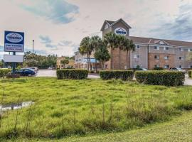 Suburban Extended Stay Hotel Fort Myers Cape Coral, hotel near Southwest Florida International Airport - RSW, Fort Myers