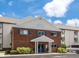 Suburban Extended Stay Hotel Melbourne Airport, accommodation in Melbourne