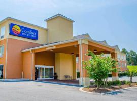 Comfort Inn & Suites Crestview, hotel in Crestview