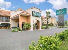 Quality Inn - Saint Augustine Outlet Mall, hotel in St. Augustine