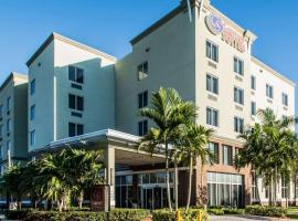 Comfort Suites Miami Airport North, hotel in Miami