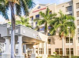 Comfort Suites - Weston, hotel in Weston
