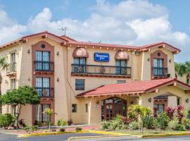 Rodeway Inn Tampa Ybor City, motel in Tampa