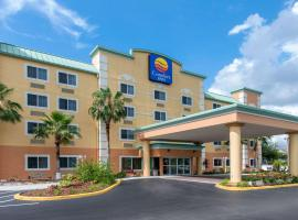 Comfort Inn Kissimmee-Lake Buena Vista South, hotel near Kissimmee Value Outlet Shops, Kissimmee