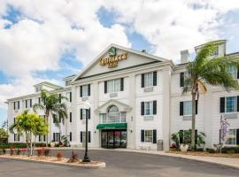Quality Inn Palm Bay - Melbourne I-95, hotel near Melbourne International Airport - MLB, Palm Bay
