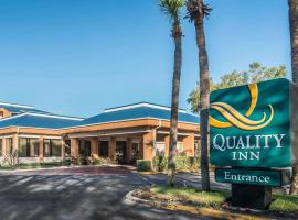 Quality Inn At International Drive Orlando, hotel with pools in Orlando