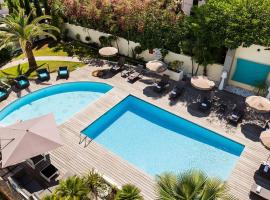 Clarion Suites Cannes Croisette, hotel in Cannes