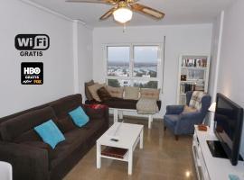 El Mirador de La Isla, apartment in San Fernando