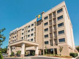 Comfort Inn Downtown Atlanta, hotel near Atlanta Stadium (historical), Atlanta