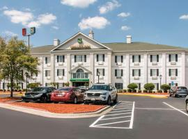 Quality Inn Pooler - Savannah I-95, hotel in Pooler, Savannah
