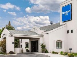 Rodeway Inn Airport Boise, hotel near Boise Airport - BOI,