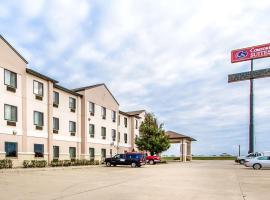 Comfort Suites Mattoon Illinois, hotel in Mattoon