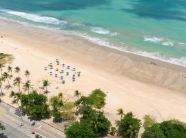 RAD2704 Wonderful oceanfront flat in Boa Viagem, serviced apartment in Recife