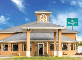Quality Inn Morton, hotel in Morton