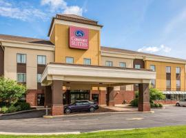Comfort Suites Fairview Heights, hotel near MidAmerica St. Louis/Scott Air Force Base - BLV, Fairview Heights
