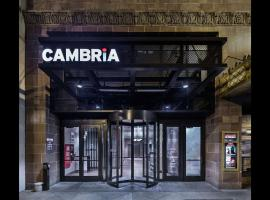 Cambria Hotel Chicago Loop/Theatre District, hotel in Chicago