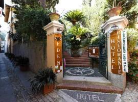 Eden, hotell i Portofino