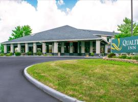 Quality Inn Plainfield - Indianapolis West, hotel near Indianapolis International Airport - IND, Plainfield