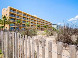 Quality Inn Oceanfront, hotel in Ocean City