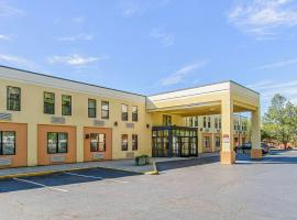 Quality Inn Middleboro-Plymouth, hotel in Middleboro