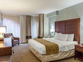 Comfort Suites Ocean City, hotel near Ocean City Boardwalk, Ocean City