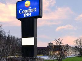 Comfort Inn Grantsville-Deep Creek Lake, hotel in Grantsville