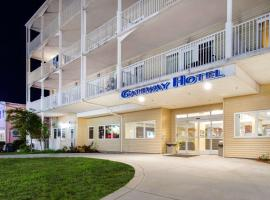 Gateway Hotel & Suites, Ascend Hotel Collection, hotel near Ocean City Boardwalk, Ocean City