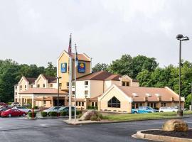 Comfort Inn & Suites - LaVale - Cumberland, hôtel à La Vale