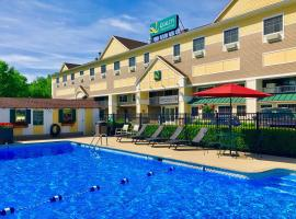 Quality Inn & Suites Evergreen Hotel, Hotel in Augusta