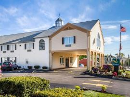 Quality Inn & Suites, hotel in South Portland