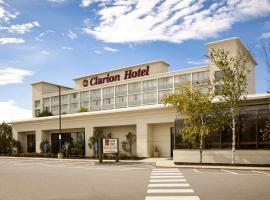 Clarion Hotel Airport Portland, отель в городе Портленд
