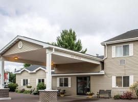 Quality Inn Ironwood, hotel in Ironwood